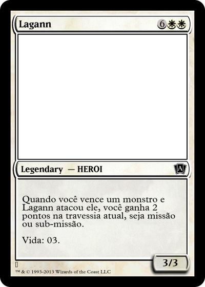 Mini Jogos - Página 3 Createcard.php?name=Lagann&color=White&mana_r=0&mana_u=0&mana_g=0&mana_b=0&mana_w=2&mana_colorless=6&picture=https%3A%2F%2Fstatic.giantbomb.com%2Fuploads%2Fscale_medium%2F0%2F3017%2F186568-disgaea_2_adell_01.jpg&supertype=Legendary&cardtype=&subtype=HEROI&expansion=Alpha&rarity=Common&cardtext=Quando%20voc%C3%AA%20vence%20um%20monstro%20e%20Lagann%20atacou%20ele%2C%20voc%C3%AA%20ganha%202%20pontos%20na%20travessia%20atual%2C%20seja%20miss%C3%A3o%20ou%20sub-miss%C3%A3o.%0D%0A%0D%0AVida%3A%2003
