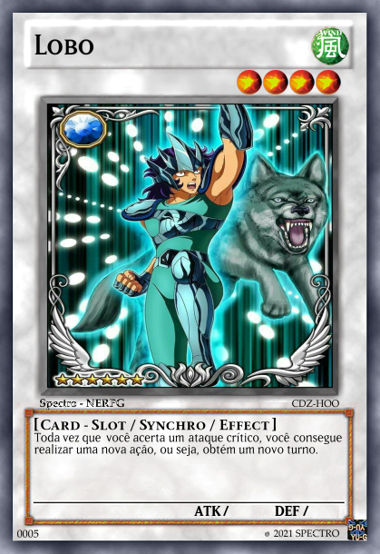 Cards Slot Createcard.php?name=Lobo&cardtype=Synchro&subtype=effect&attribute=Wind&level=4&trapmagictype=None&rarity=Common&picture=https%3A%2F%2Fpm1.narvii.com%2F6687%2F496ccf2d04f7f0030ee04617fcdbec76f45d5cff_hq.jpg&circulation=Spectro%20-%20NERPG&set1=CDZ&set2=HOO&type=Card%20-%20Slot&carddescription=Toda%20vez%20que%20voc%C3%AA%20acerta%20um%20ataque%20cr%C3%ADtico%2C%20voc%C3%AA%20consegue%20realizar%20uma%20nova%20a%C3%A7%C3%A3o%2C%20ou%20seja%2C%20obt%C3%A9m%20um%20novo%20turno